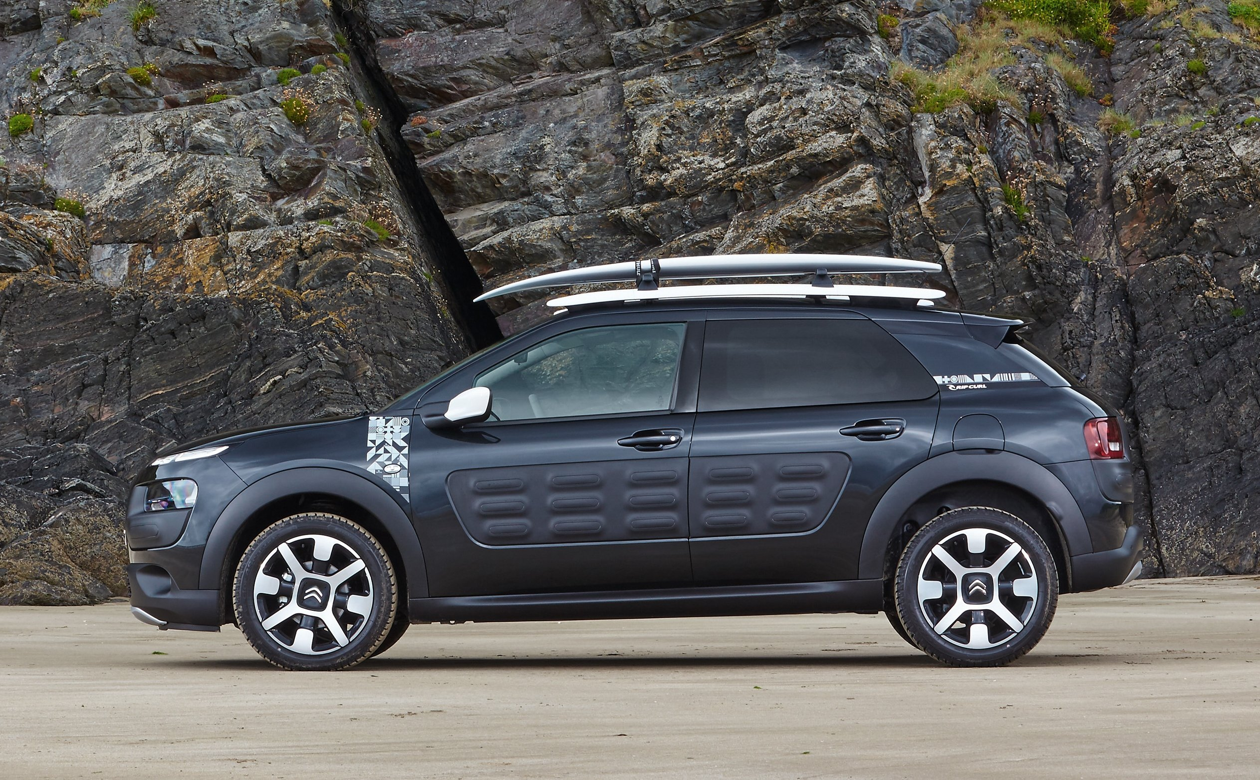 citroen c4 cactus rip curl coming soon to ireland. Black Bedroom Furniture Sets. Home Design Ideas