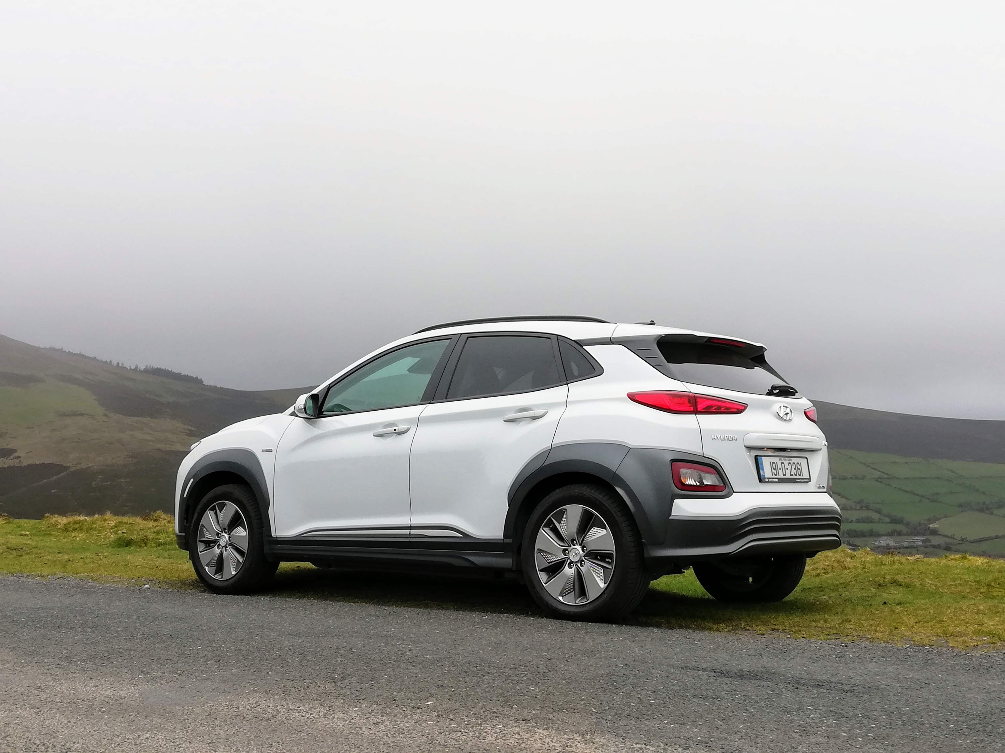 The Hyundai Kona Electric Is Available From €37,630 With