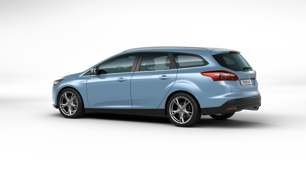 The Ford Focus Estate offers more practical space