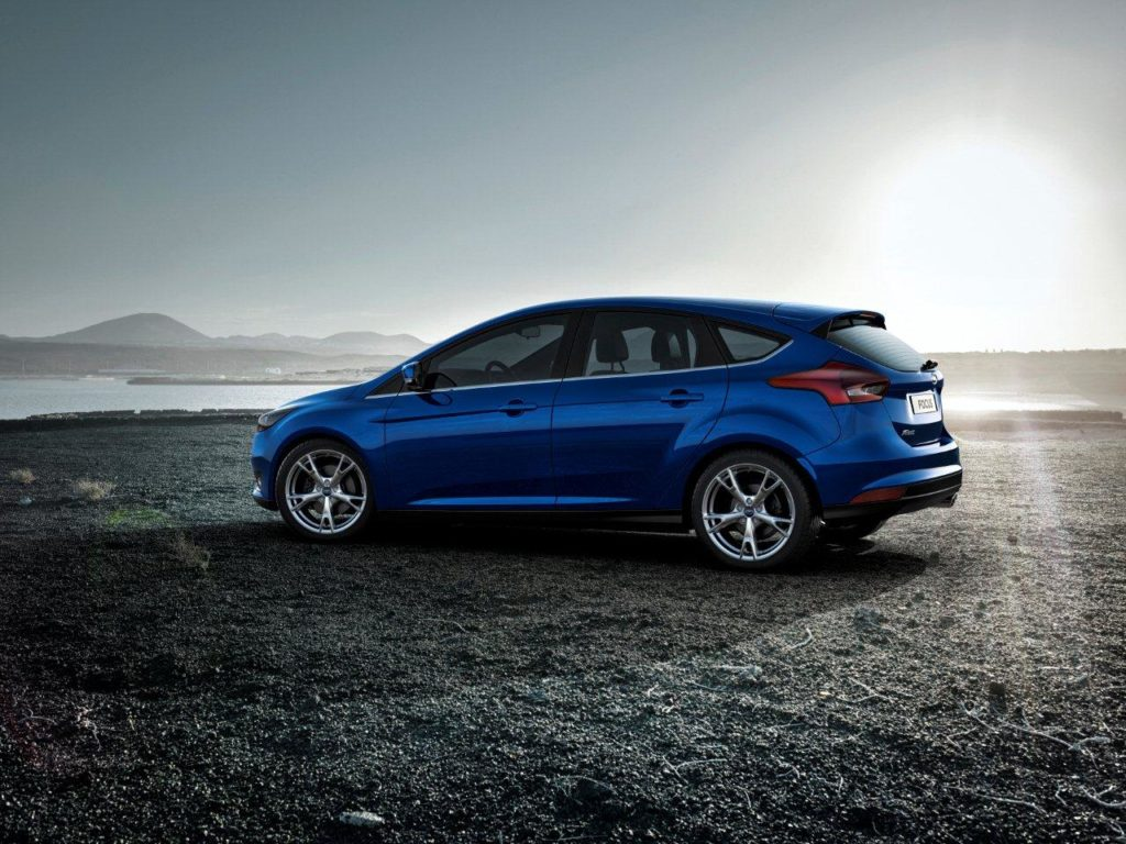 Post 2015 Ford Focus facelift models have better interiors and design