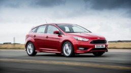 The Ford Focus (2011-2018)