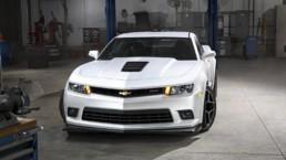 The Chevrolet Camaro
