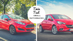 Ford Fiesta vs Opel Corsa Twin Test Review!