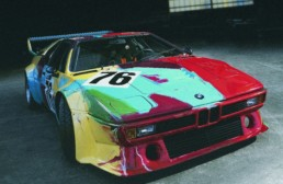 Andy Warhol BMW Art Car