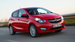 The 2015 Opel Karl