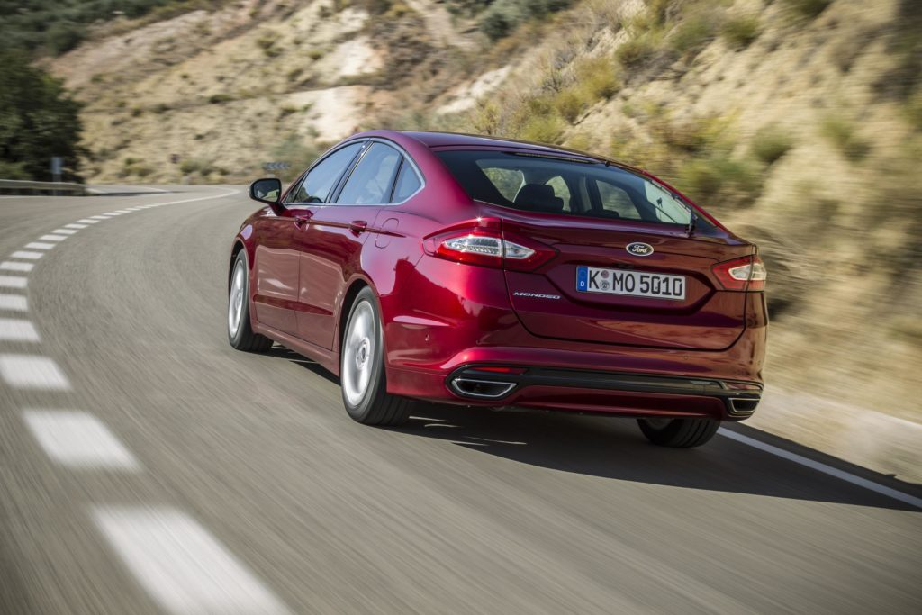 The Ford Mondeo is a popular used car buy
