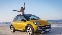 The Opel Adam Rocks!