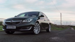 The 2015 Opel Insignia reviewed by Changing Lanes