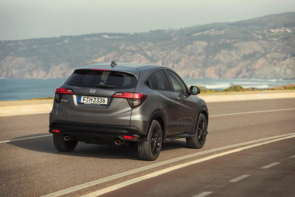 The Honda HR-V is an alternative compact SUV