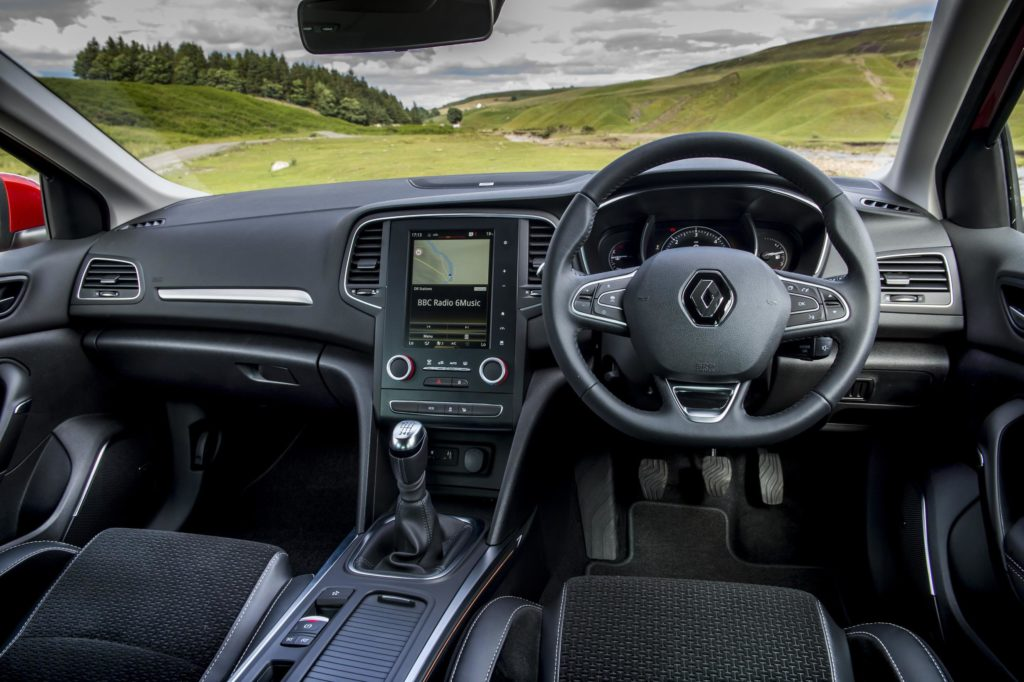 Renault Megane review ireland