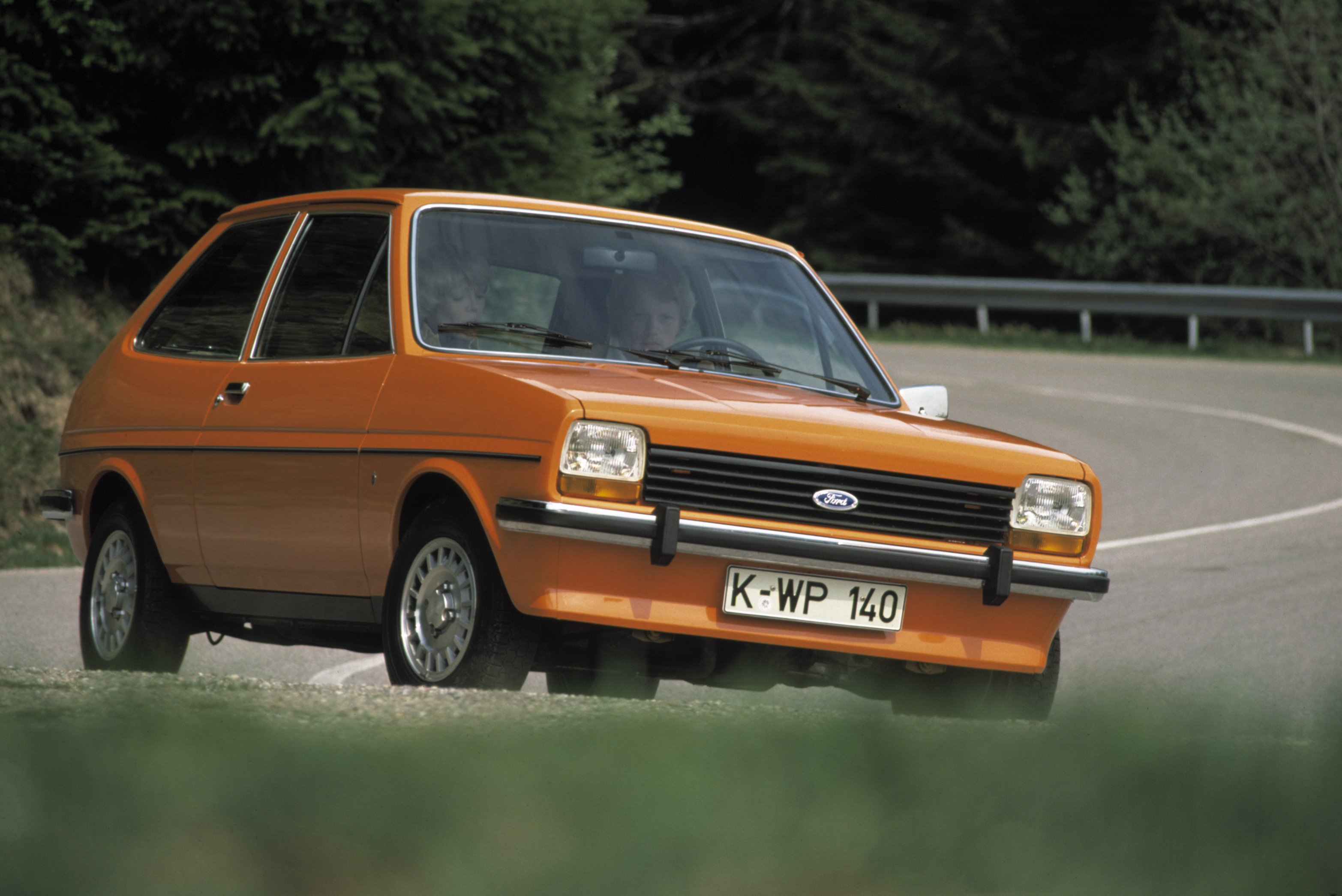 search for Ireland's oldest Ford Fiesta