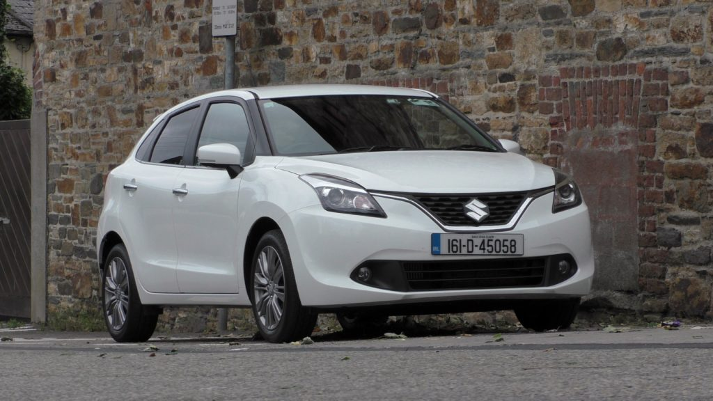 Suzuki Baleno Ireland Review
