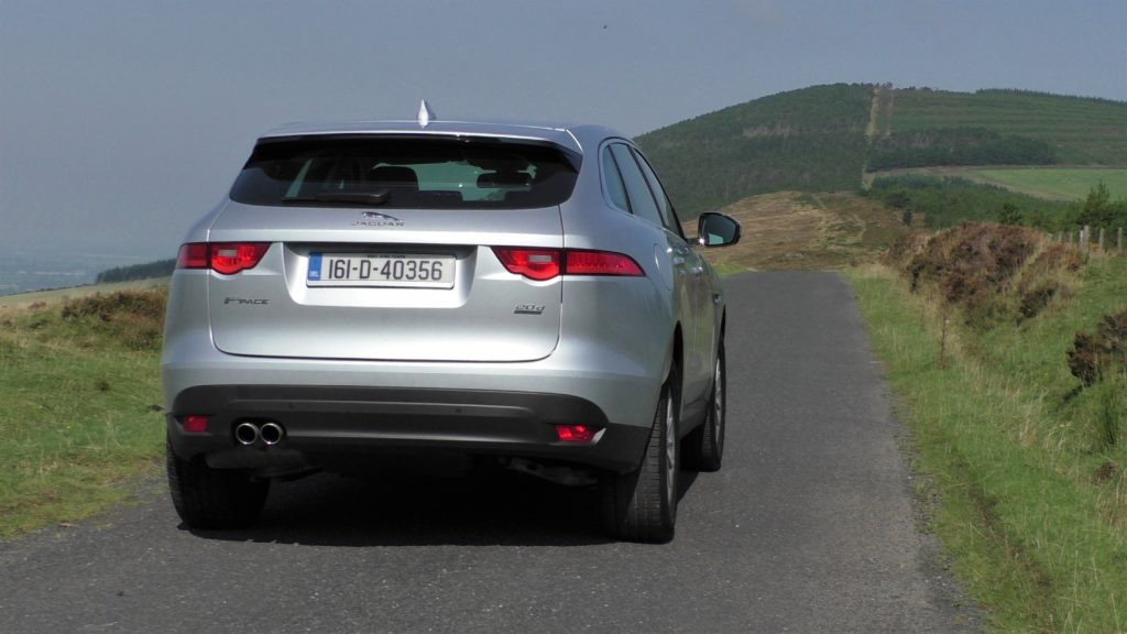 Jaguar F-Pace Review Ireland