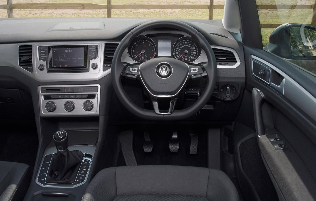 Volkswagen Golf SV review ireland