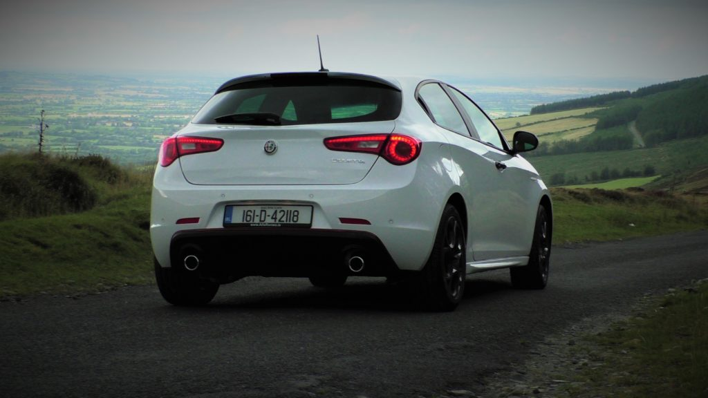 Alfa Romeo Giulietta Review For Ireland