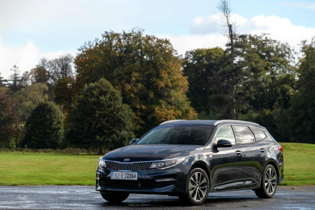 Kia Optima SW Sportswagon