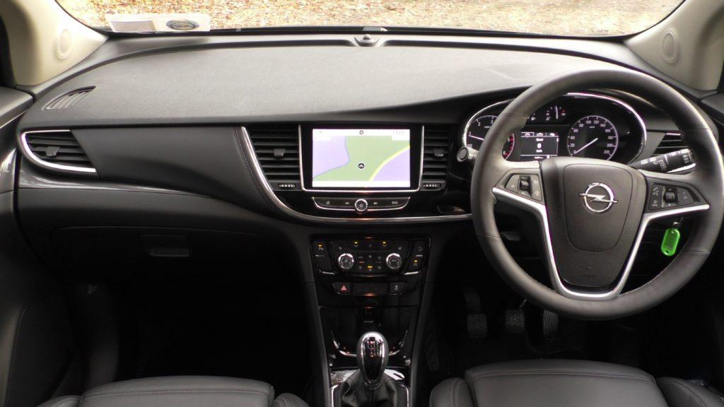 Opel Mokka X Review Ireland