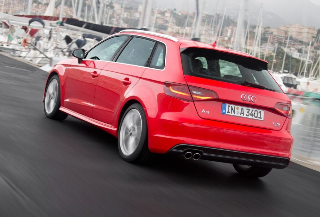 The A3 Sportback is a great buy