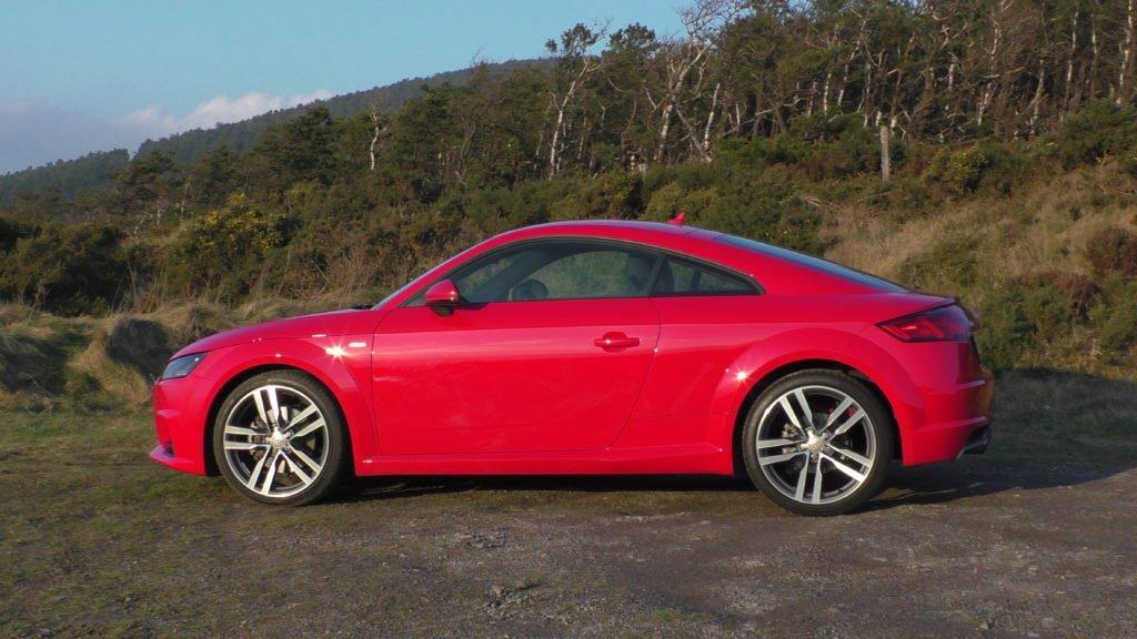Audi TT Coupé Review Ireland