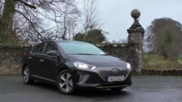 Hyundai Ioniq Electric review ireland