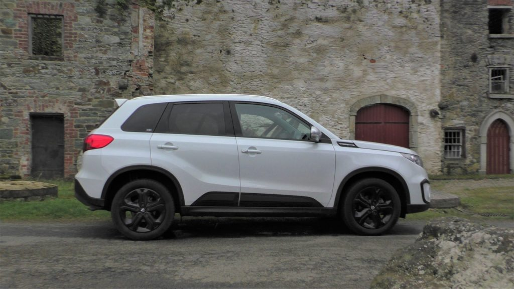 Suzuki Vitara S Review Ireland