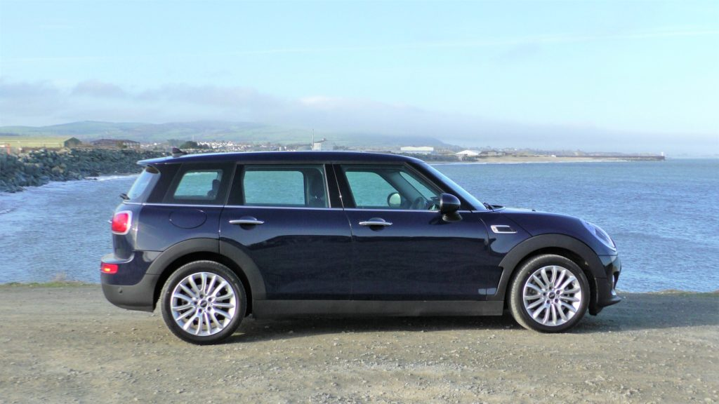 MINI One D Clubman Review Ireland