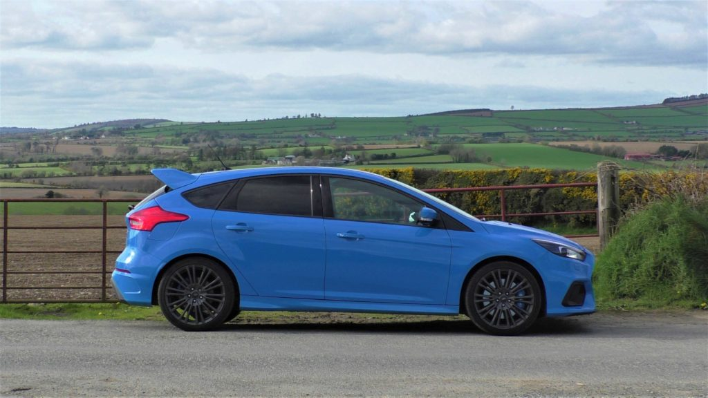 Ford Focus RS: a car to dream of driving