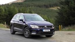 Volkswagen Tiguan Ireland review