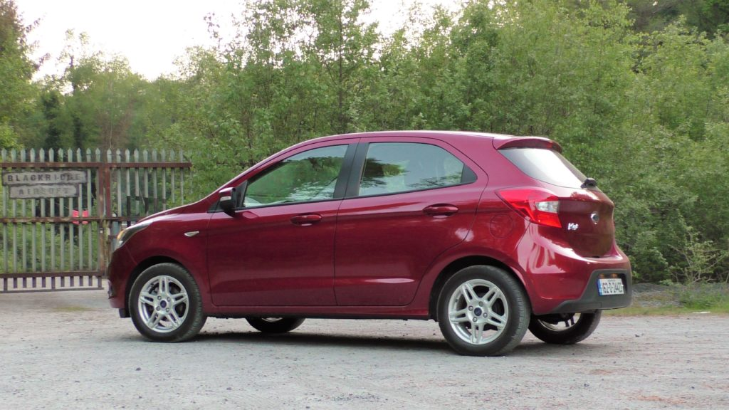Ford Ka+ review ireland