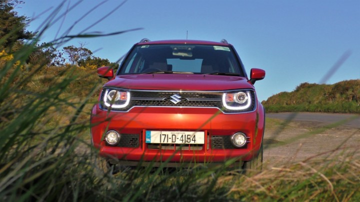 2017 Suzuki Ignis Review Ireland