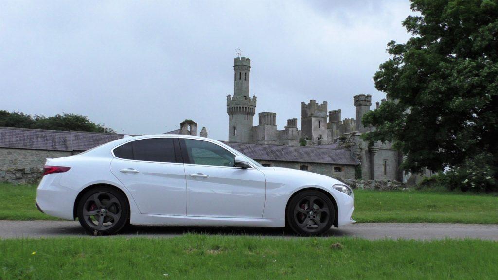2017 Alfa Romeo Giulia Review Ireland