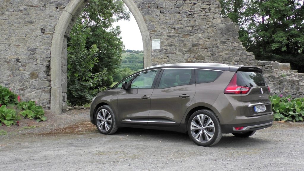 2017 Renault Grand Scenic Review Ireland