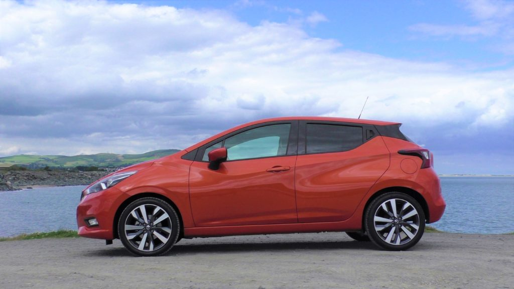 2017 Nissan Micra review ireland
