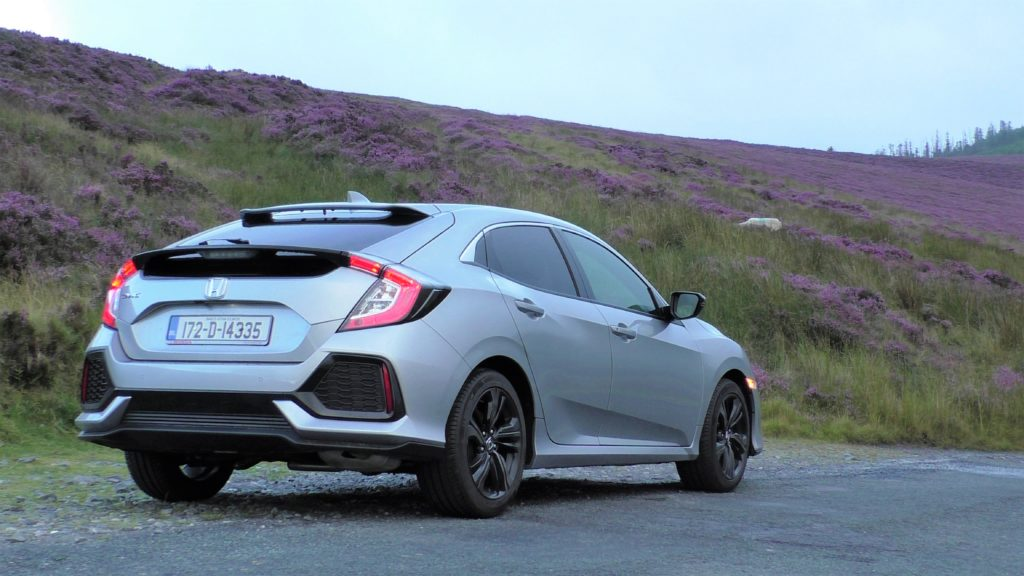 2017 Honda Civic review ireland