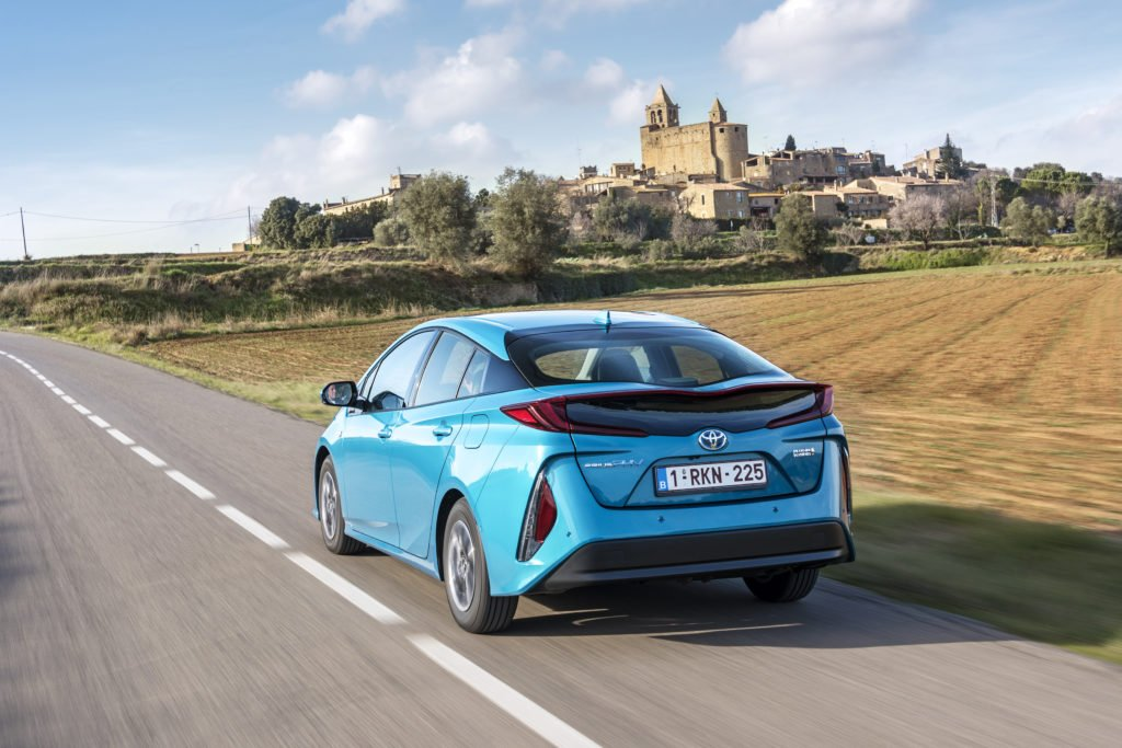 2017 Toyota Prius Plug-in Hybrid review ireland