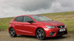 2017 SEAT Ibiza FR review ireland