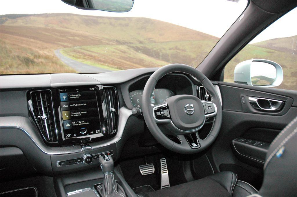 Volvo XC60 review ireland