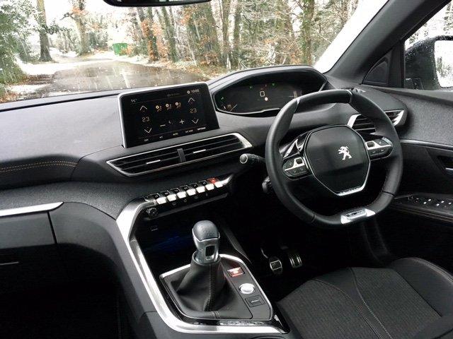 Peugeot 5008 review Ireland