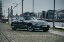 Mazda MX-5 RF review ireland