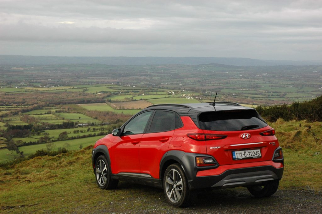 Hyundai Kona review ireland