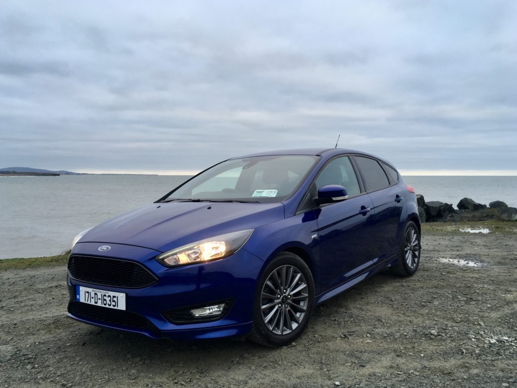 Ford Focus ST- Line diesel review ireland