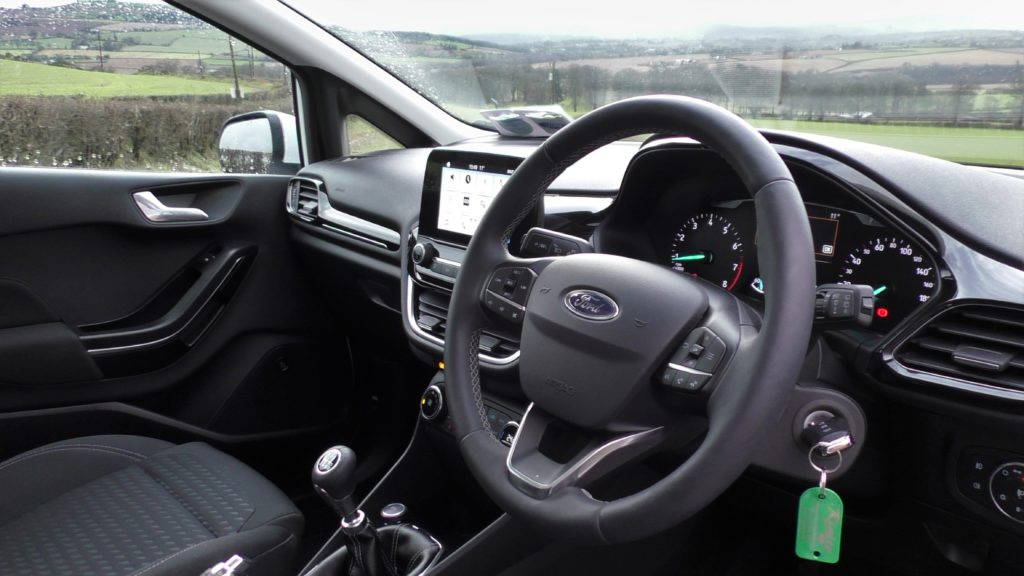 Ford Fiesta review ireland