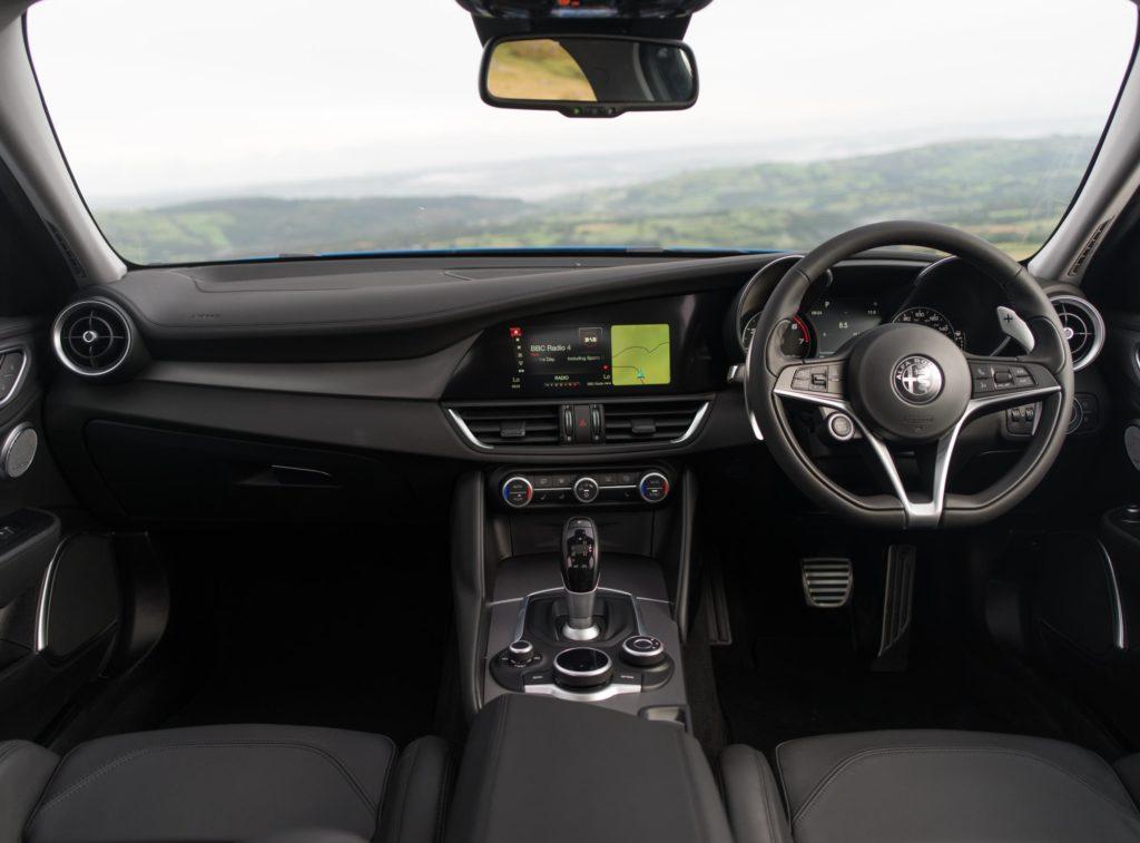 Alfa Romeo Giulia review ireland