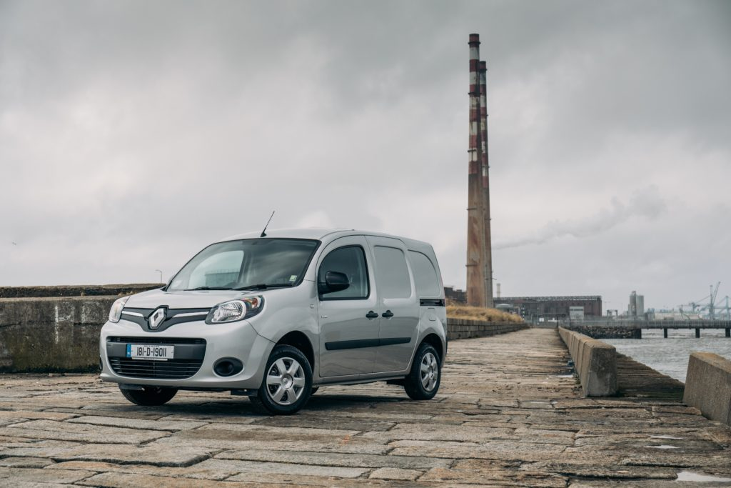 2018 Renault Kangoo ZE