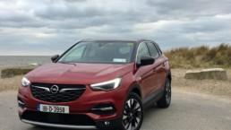The 2018 Opel Grandland X