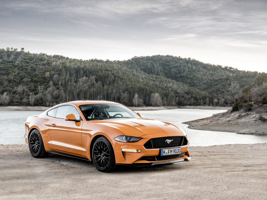 2018 Ford Mustang V8 Coupé