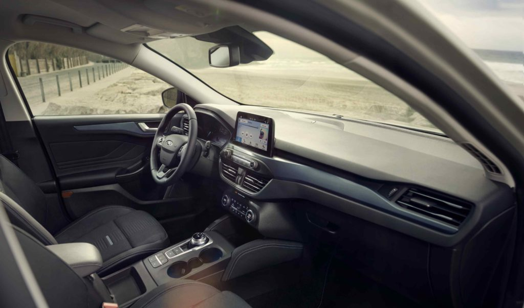 New Ford Focus Coming To Ireland In Summer 2018 Changing Lanes