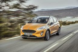 The new Ford Fiesta Active Crossover