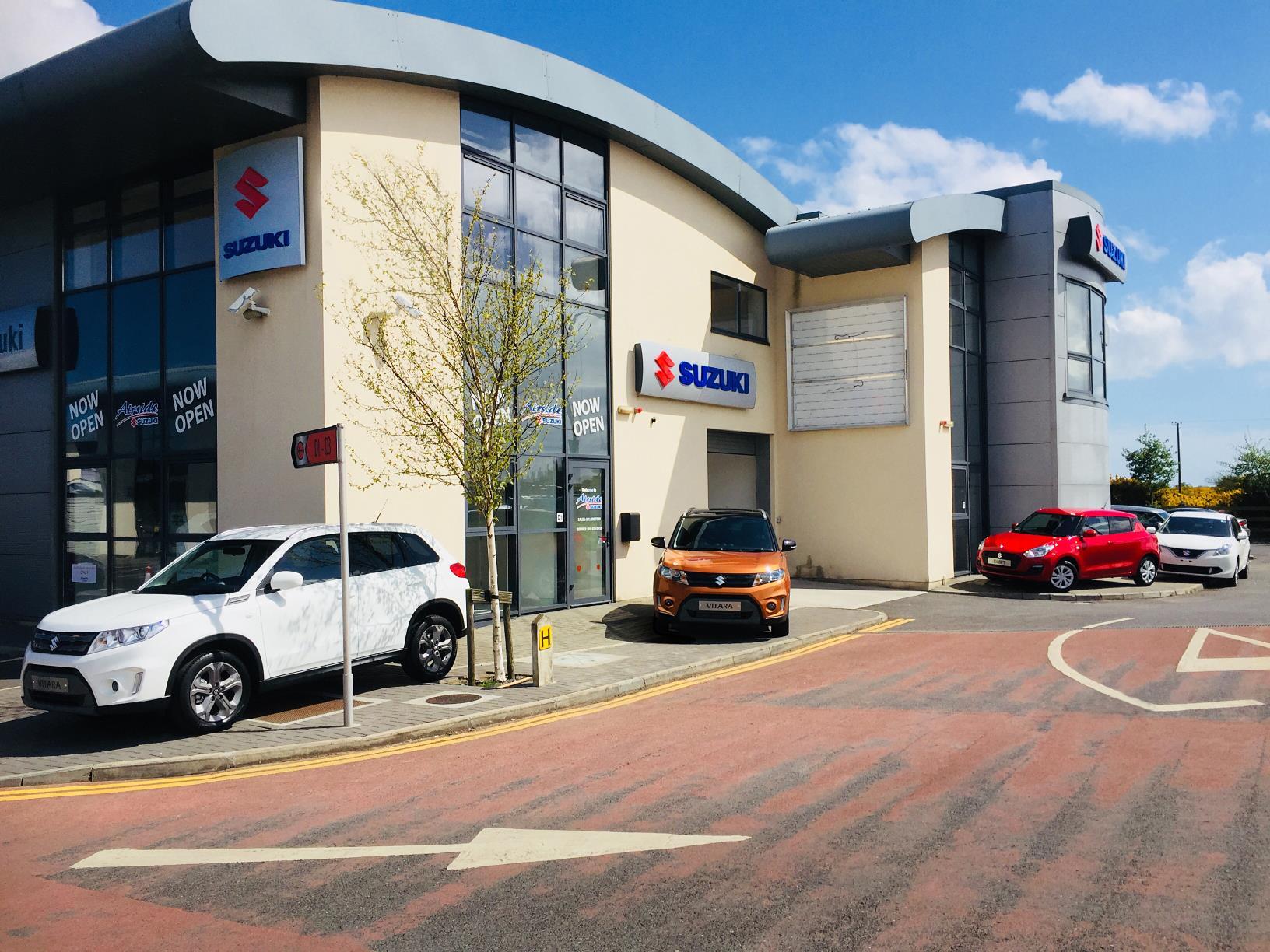 New Airside Suzuki Dealership Opens In Dublin Changing Lanes