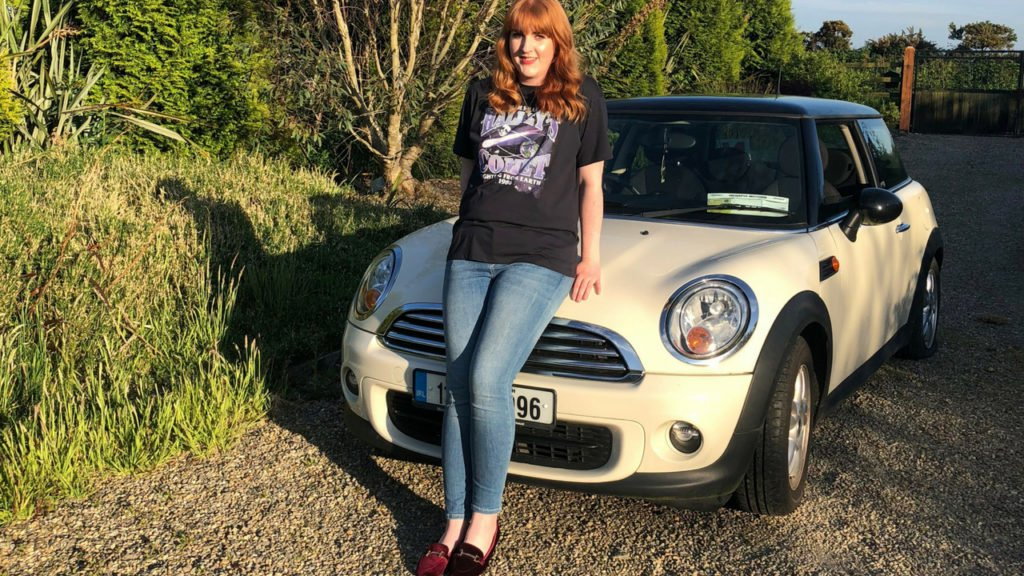 Dani Mahoney's MINI First